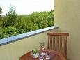Terrace - view - Apartment A-9663-c - Apartments Premantura (Medulin) - 9663