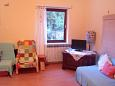 Living room - Studio flat AS-9666-a - Apartments Malinska (Krk) - 9666