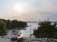 Balcony - view - Apartment A-9667-a - Apartments Trogir (Trogir) - 9667