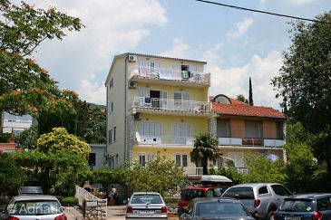 Property Dramalj (Crikvenica) - Accommodation 9672 - Apartments near sea with pebble beach.