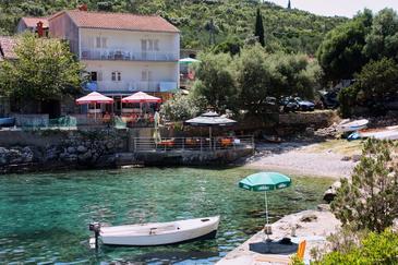 ubytování v Chorvatsku pro 7 osob