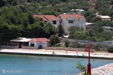Property Jezera (Murter) - Accommodation 9684 - Apartments near sea with pebble beach.