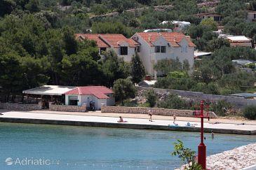 Property Jezera (Murter) - Accommodation 9684 - Apartments near sea with pebble beach.