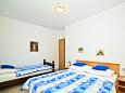 Bedroom 4 - House K-970 - Vacation Rentals Mavarštica (Čiovo) - 970