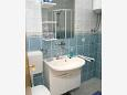 Bathroom - Apartment A-972-b - Apartments Slatine (Čiovo) - 972