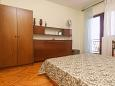 Bedroom 1 - Apartment A-973-a - Apartments Slatine (Čiovo) - 973