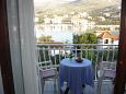 Balcony 1 - Apartment A-974-a - Apartments Seget Vranjica (Trogir) - 974