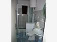 Seget Vranjica, Bathroom u smještaju tipa apartment, WIFI.