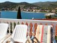 Terrace 1 - view - Apartment A-980-a - Apartments Seget Vranjica (Trogir) - 980