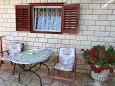Terrace 2 - Apartment A-980-a - Apartments Seget Vranjica (Trogir) - 980