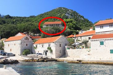 Property Lučica (Lastovo) - Accommodation 990 - Apartments and Rooms near sea.