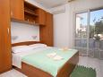Bedroom - Studio flat AS-996-b - Apartments Pasadur (Lastovo) - 996