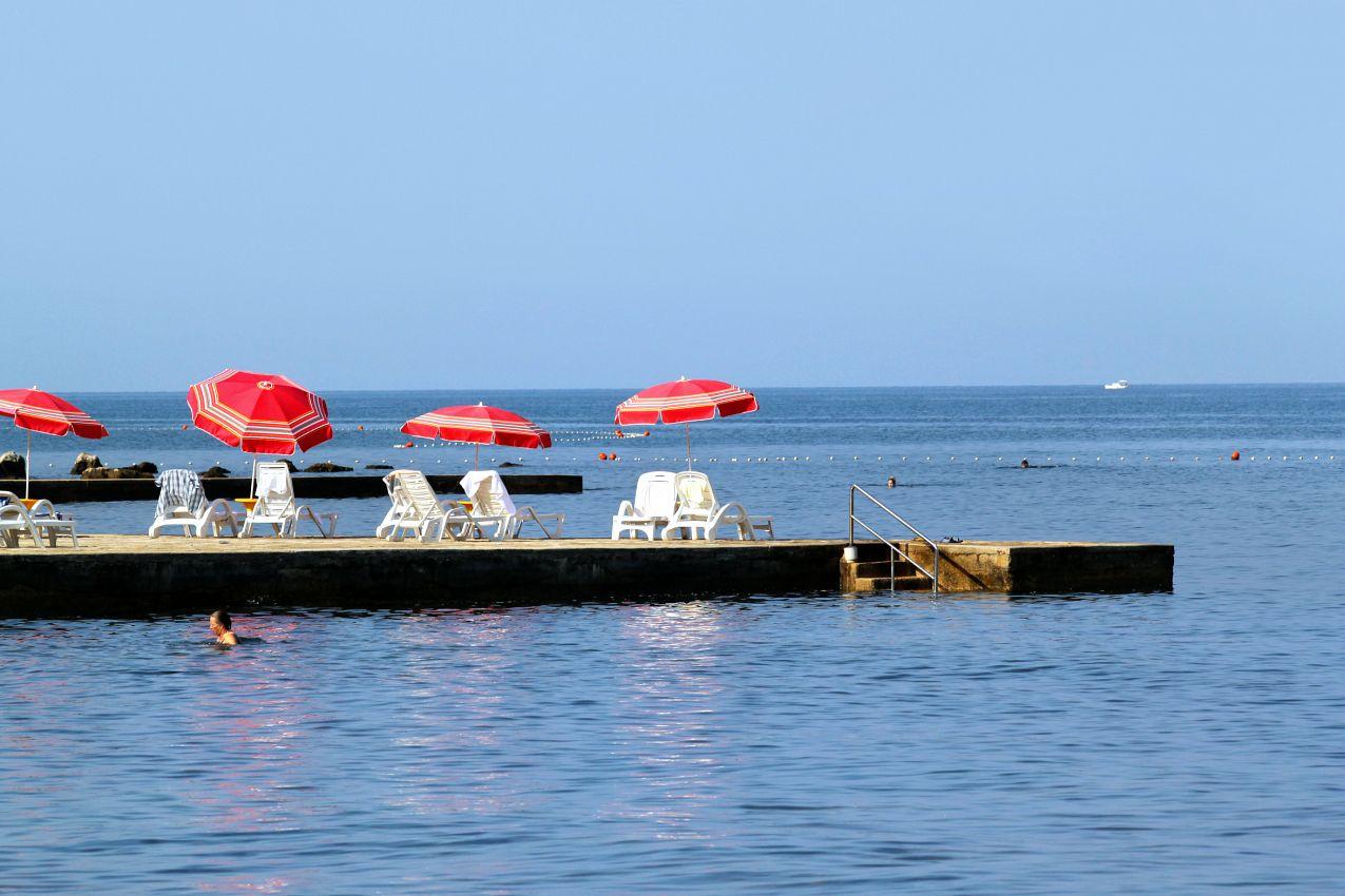 Ferienwohnung im Ort Umag (Umag), Kapazität 4+2 (2141757), Umag, , Istrien, Kroatien, Bild 12