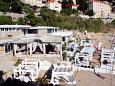Beach Banje in Dubrovnik, Dubrovnik.