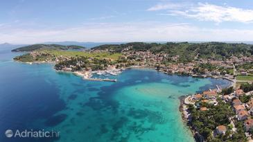 Lumbarda on the island Korčula (Južna Dalmacija)