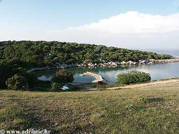 Verin on the island Cres (Kvarner)