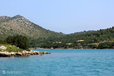 Telašćica - Uvala Magrovica on the island Dugi otok (Sjeverna Dalmacija)