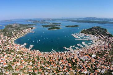 Murter on the island Murter (Sjeverna Dalmacija)