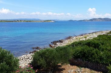 Uvala Matuškovica na otoku Pašman (Sjeverna Dalmacija)