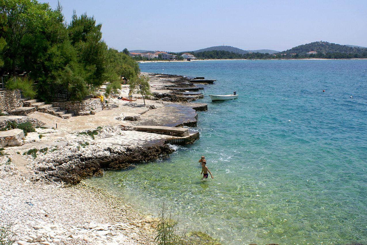 Ferienwohnung im Ort Rogoznica (Rogoznica), Kapazität 4+1 (1012686), Rogoznica, , Dalmatien, Kroatien, Bild 9