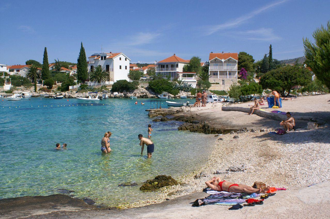 Ferienwohnung im Ort Rogoznica (Rogoznica), Kapazität 4+1 (1012686), Rogoznica, , Dalmatien, Kroatien, Bild 12