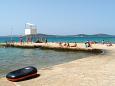Beach  in Jadrija, Šibenik.