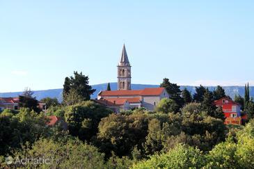 Vrbanj on the island Hvar (Srednja Dalmacija)