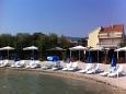 Beach  in Kaštel Štafilić, Kaštela.