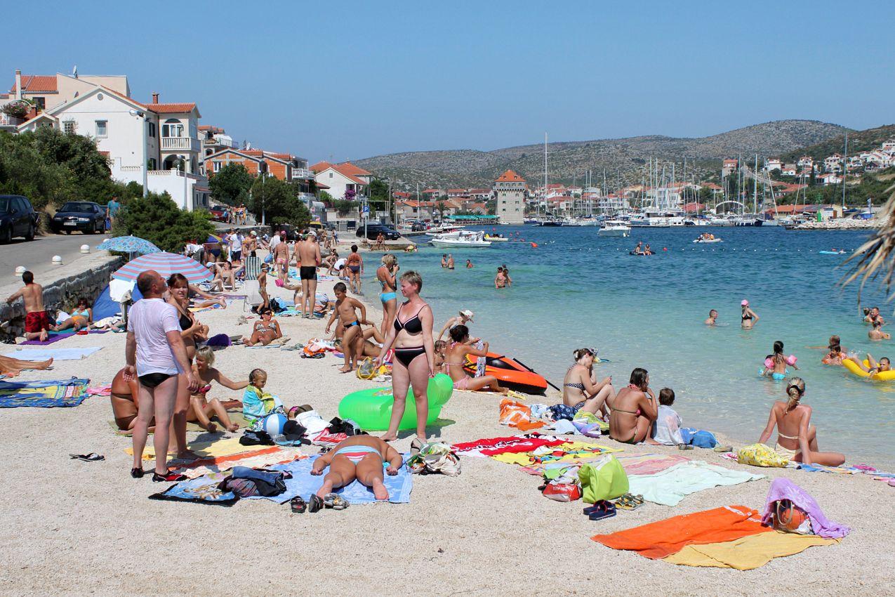 Holiday apartment im Ort Marina (Trogir), Kapazität 4+2 (1495735), Marina (HR), , Dalmatia, Croatia, picture 10