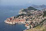 One of the most beautiful cities on the Adriatic - City of Dubrovnik