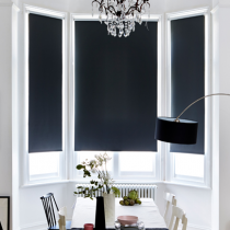 VALE Blackout Roller Blind (Standard Window)