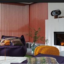 Luxaflex® Essentials Vertical Blinds Colours