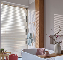 Luxaflex 50mm Faux Wood Venetian Blind