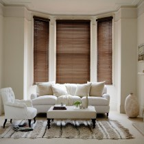 Decora 50mm Wooden Venetian Blind