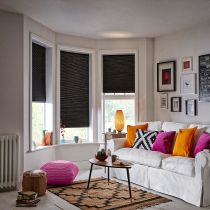 INTU Honeycomb Blackout Blinds from Vale Blinds