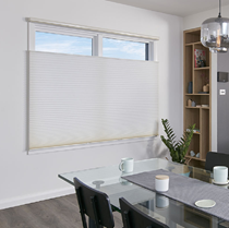 VALE Premium 32mm Duette Blinds