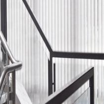 Luxaflex Verticals Semi-Transparent Metals - 127mm