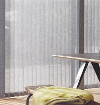 Luxaflex Verticals Semi-Transparent Fire Retardant - 127mm