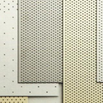 Luxaflex 89mm Perforated PVC Vanes Vertical Blind