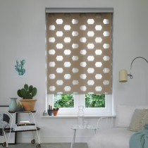 Luxaflex Twist Roller Blinds - Designer Shapes