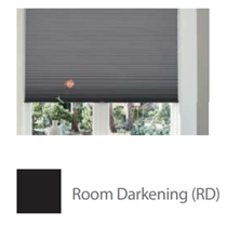 Luxaflex 25mm Room Darkening Duette Blind