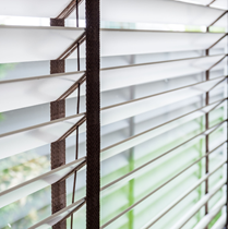 Styleline 25mm Basswood Venetian Blind