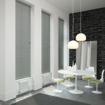 Decora 35mm Faux Wooden Venetian Blind