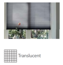 Luxaflex 25mm Translucent Duette Blind