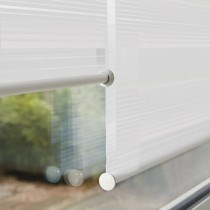 Luxaflex Twist Roller Blind - White Off White
