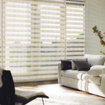 Luxaflex Essential Multishade White & Cream