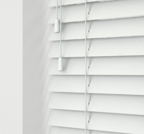 Styleline 63mm Next Day Basswood Venetian Blind