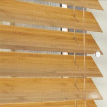 Luxaflex 50mm Bamboo Wood Venetian Blind