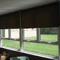 Luxaflex Extra Large - Deco 2 Room Darkening Roller Blind