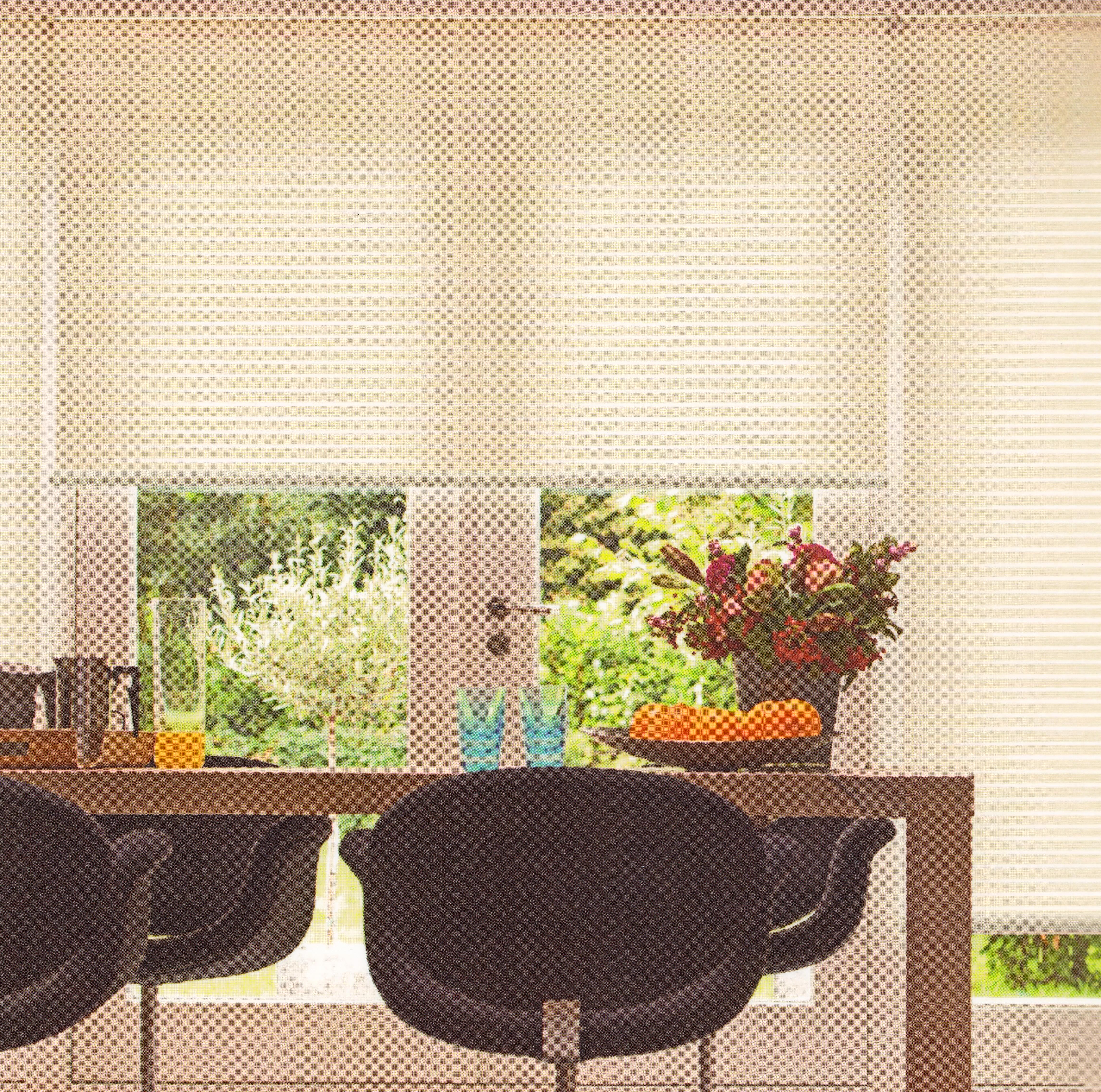 Luxaflex® Essentials Sheer Roller Blinds